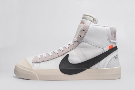 Кроссовки Nike Blazer x Off-White