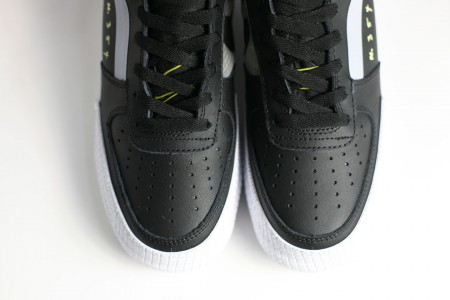 кроссовки Nike Air Force 1 Type Black - Grailify