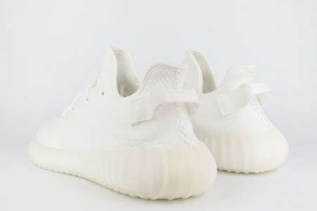кроссовки Adidas Yeezy 350 boost v2 Triple White