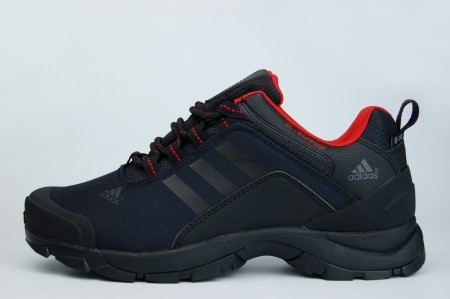 кроссовки Adidas Climaproof Navy / Red Stripes