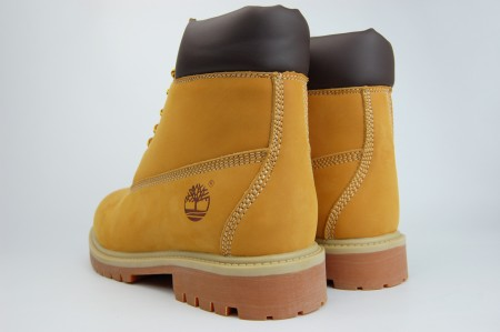 ботинки Timberland Fur Yellow