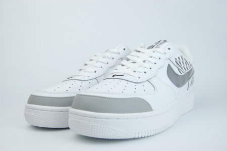 кроссовки Nike Air Force 1 Low 07 LV8 White / Grey