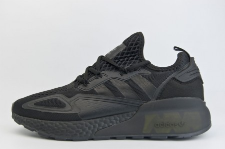 кроссовки Adidas ZX 2k Boost Triple Black