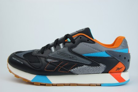 Кроссовки Reebok Classic Leather ATI 90S Black Multi