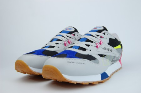 Кроссовки Reebok Classic Leather ATI 90S Grey Multi