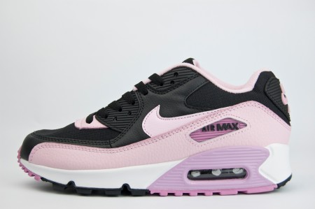 кроссовки Nike Air Max 90 Wmns Black / Pink