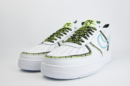 кроссовки Nike Air Force 1 Low WorldWide White